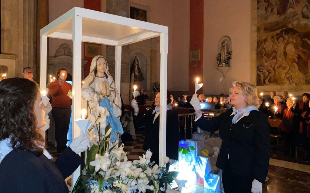 Donación de la Capilla Domiciliaria de la Iglesia de San Antolín